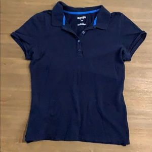 Old Navy Short Sleeve Polo Shirt